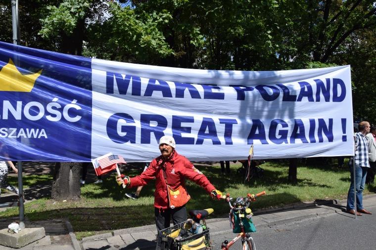 Make Poland great again 1